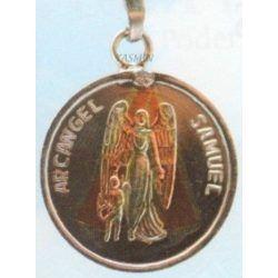 Amuleto Arcángel Chamuel +...