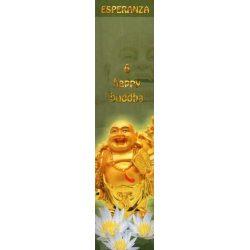 Incienso Happy Buddha -...