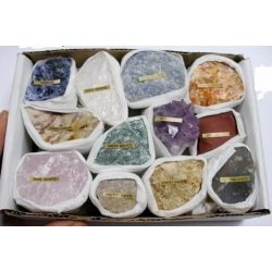 12 Minerals Collection.