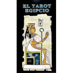 Egyptian Tarot with Papyrus...
