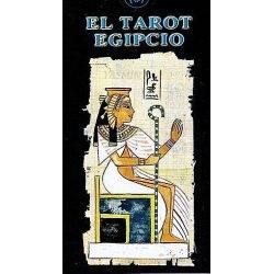 Tarot Égyptien Fond de...