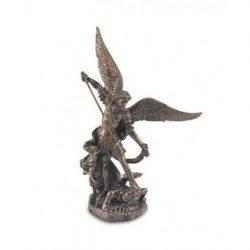Archangel Michael bronze...