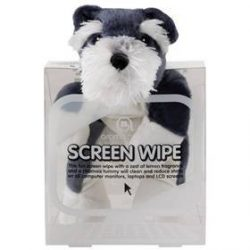 Screen Wipe - Schnauzer Model.