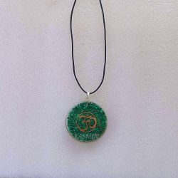 Orgonite Pendant with...