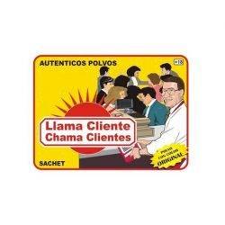 Polvo Especial Llama Clientes