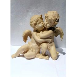 Seated Couple Angels -...