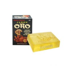 Soap with Gold