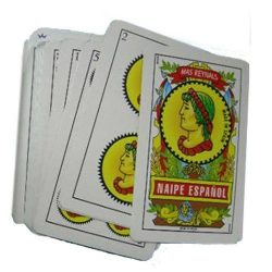 Spanish Playing Cards Deck...