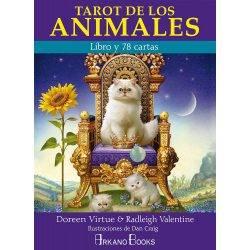 Tarot of the Animals (Book...