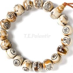 Bracelet Tibétain Symboles...