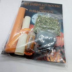 Kit Ritual Noche Halloween