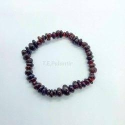 Garnet Polished Bracelet