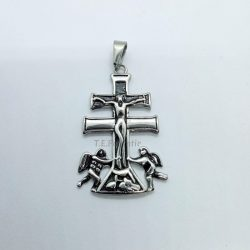 Caravaca Cross Pendant -...