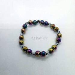 Hematite Rainbow Bracelet 8...