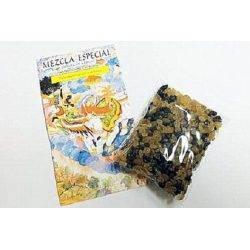 incienso mezcla especial con hierbas bolsa 50 gr con instrucciones