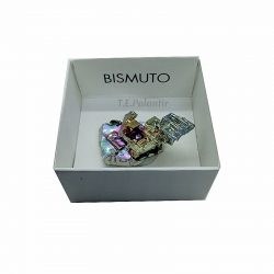Crystallized Bismuth in Box...