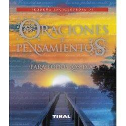 Oraciones y pensamientos para todos los dias de editorial Tikal