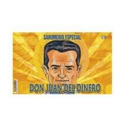 Sahumerio Don Juan del Dinero, para atraer la suerte a nivel económico.