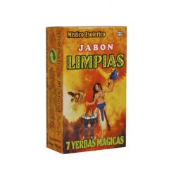 Savon Limpias. 7  Herbes...