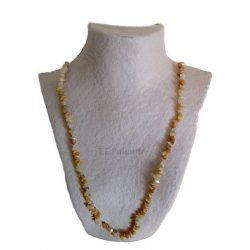 Collier Chip Long Calcite...