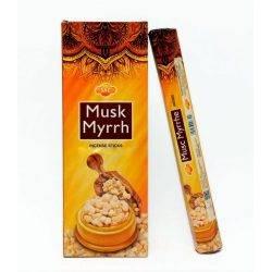SAC Musk and Myrrh Incense...