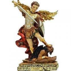 Arcángel San Miguel Figura...