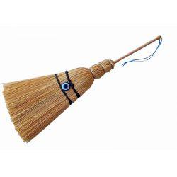 Broom Amulet With Turkish...