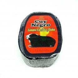 Jabón Cuy Negro, para eliminar malas energías